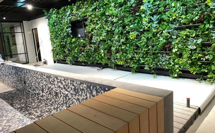 Zwedak Luxe plantenwand